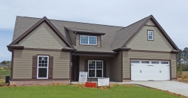 Wonderful open plan with one level living