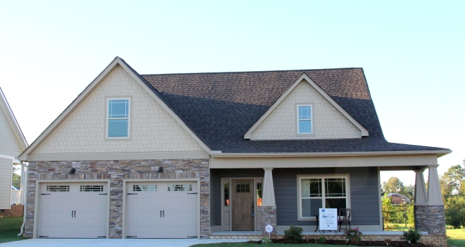 Homes Lots River Rock Cove New Homes In Chattanooga Tn