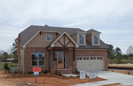 This quality craftsman home is nearing completion too! Come tour and see its great amenities.Great views surround this quality craftsman home.