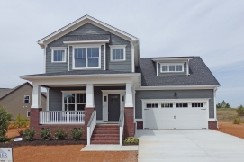 Charming home nearing completion