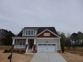 Quality craftsman home with thoughtful design and great amenities nearing completion. Come take a tour!
